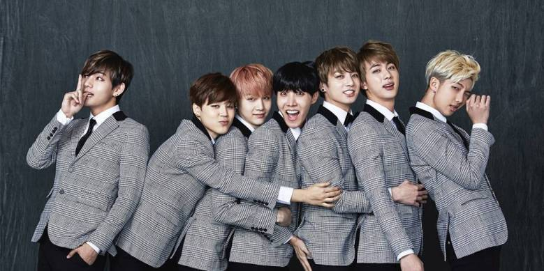 BTS, American Music Awards, korean boy band, kpop, jessica cade, stess magazine