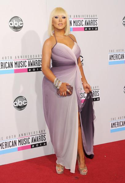 Christina Aguilera, America Musica Awards, whitney houston, jessica cade, stess magazine