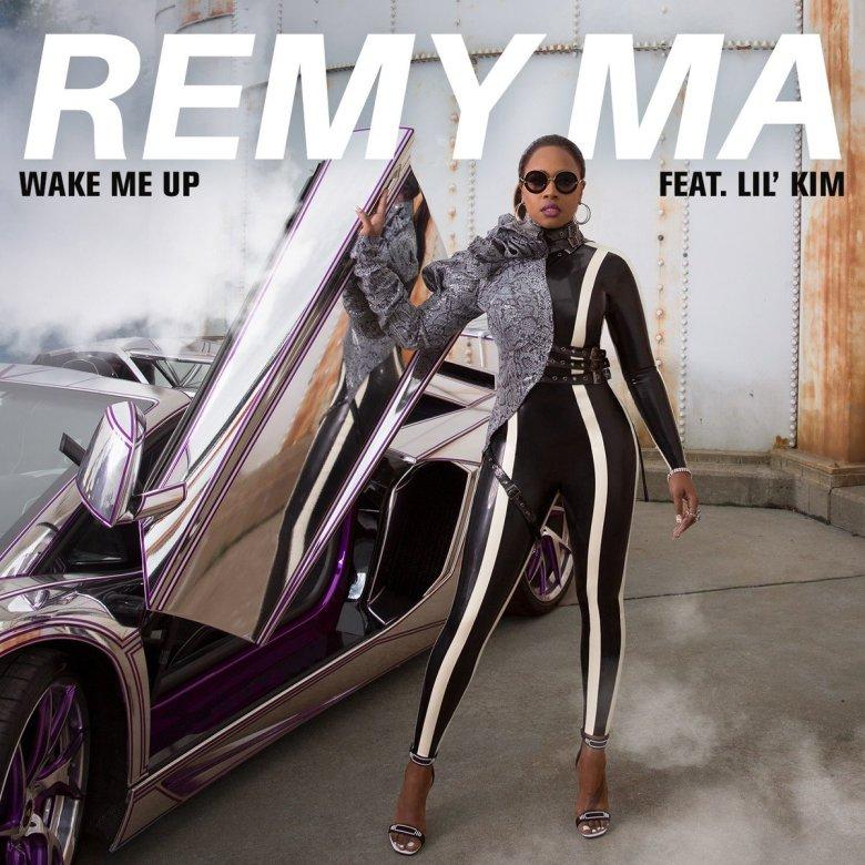 Remy Ma Wake Me Up, lil'kim, nicki minaj,